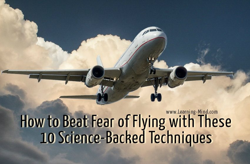 fear of flying techniques