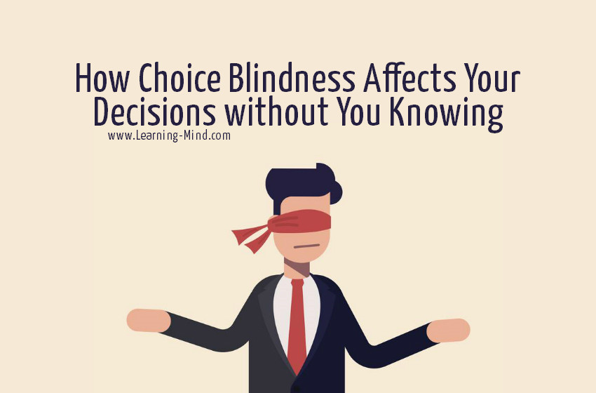 Choice Blindness