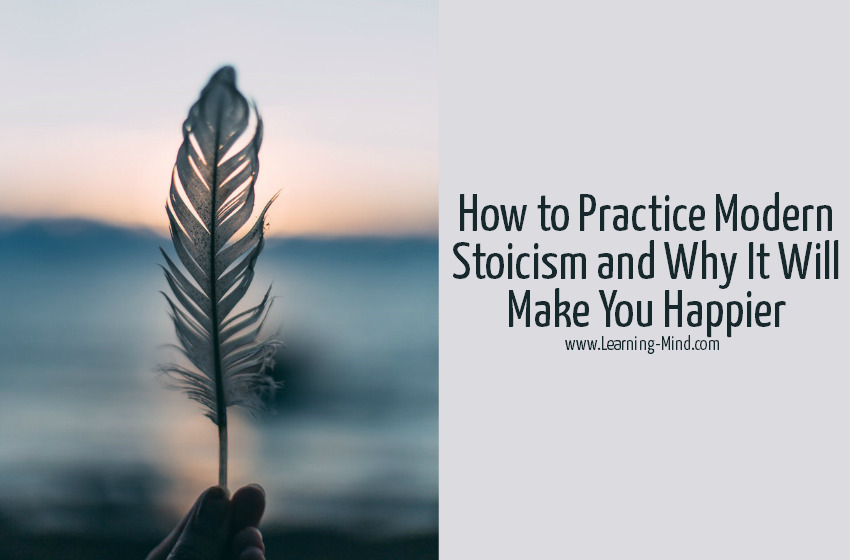 modern stoicism happiness