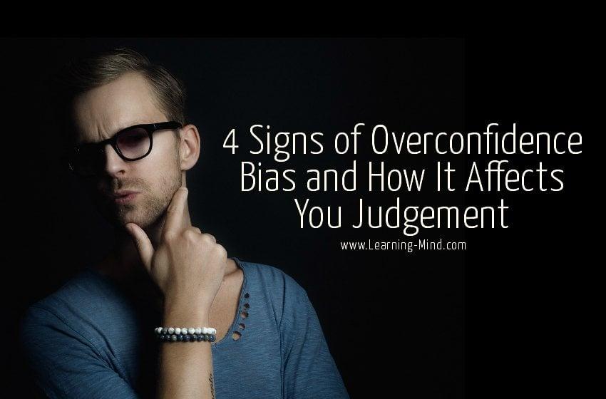 overconfidence bias