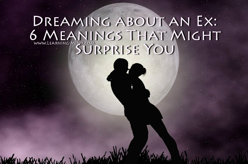 dreaming about an ex meaning