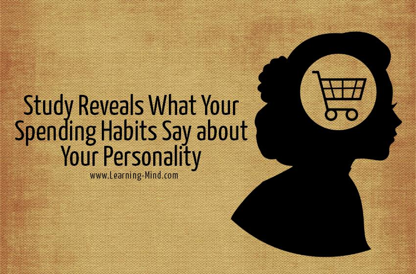 spending habits personality