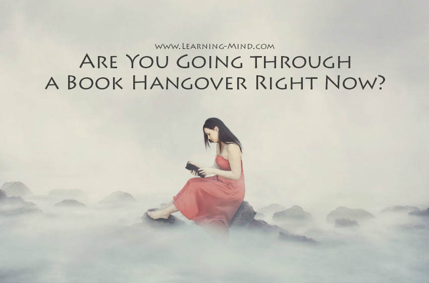 Book Hangover: a State You've Experienced but Didn't Know the Name for