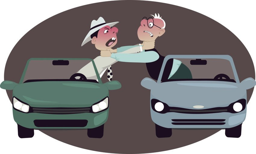 road rage psychology
