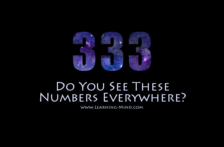 What Is the Spiritual Meaning of 333 and What to Do If You See It Everywhere?