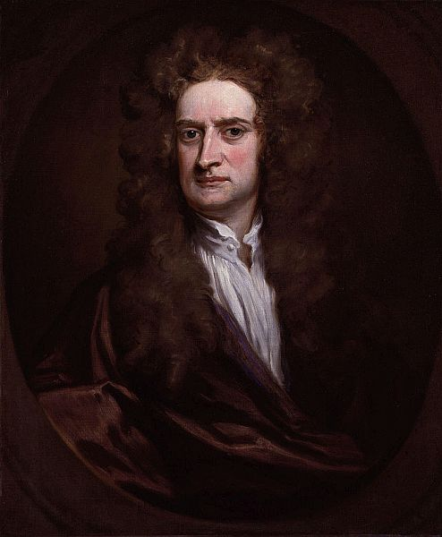 famous introverts Sir Isaac Newton