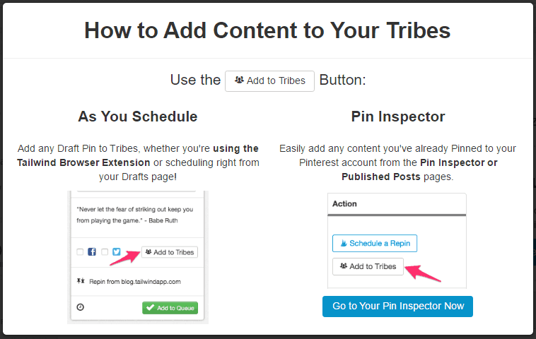 Pinterest, Tailwind Tribe, join, invite. how to pin