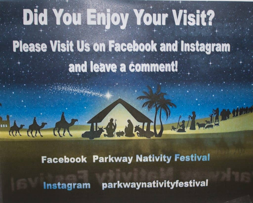 Nativity Festival-Enjoy nativities from around the world. Free event in South Jordan Utah.