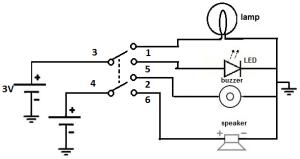 Toggle Switch Wiring