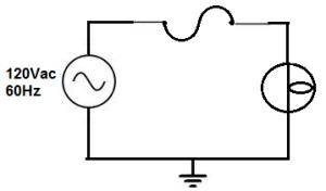 Fuse Schematic Symbol