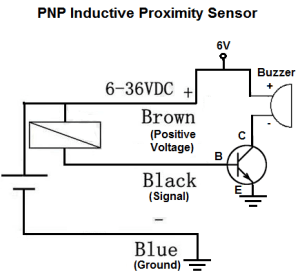 How to Build a PNP Inductive Proximity Sensor Circuit