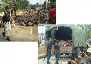 incent muslims are killed in burma