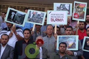 stop killing in burma
