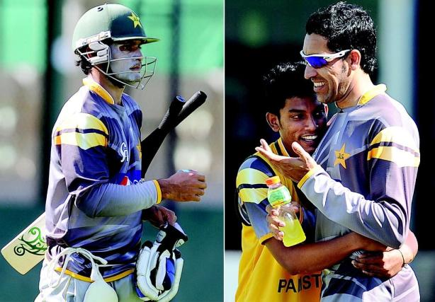 umar gul and muhammad hafeez