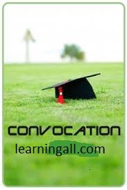 Gift University Convocation 2013
