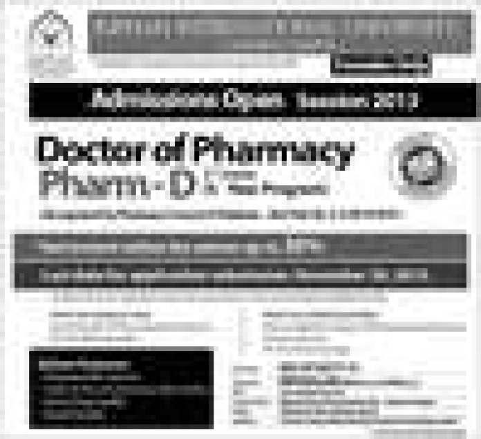 Pharm-D-Admissions-for-Female-2013