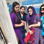 girls painting in lahore