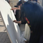 painting in lahore girls