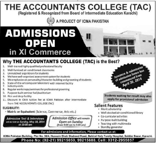 The-Accountant-College-Admissions-Open
