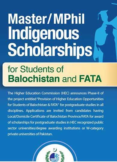 hec-balochistan-FATA-Scholarshiphec-balochistan-FATA-Scholarship