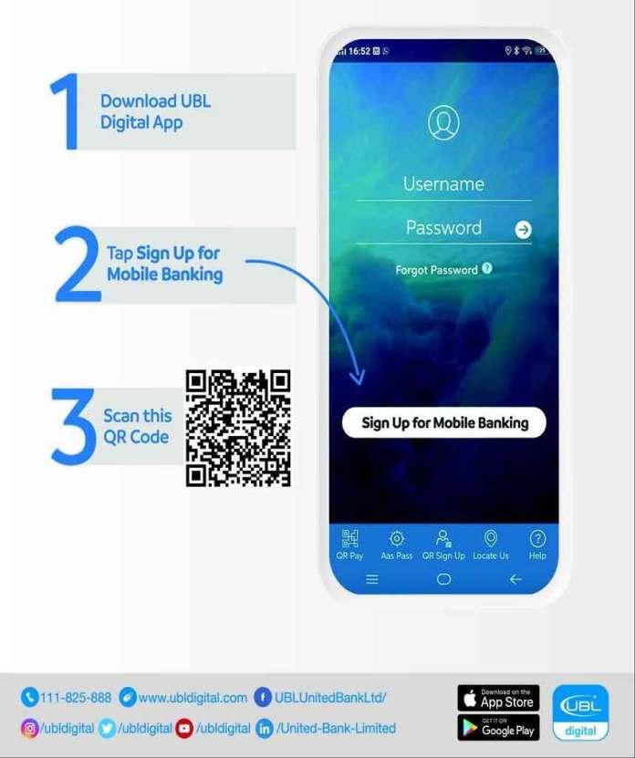 UBL-Mobile-Banking-in-Online-Bank-App
