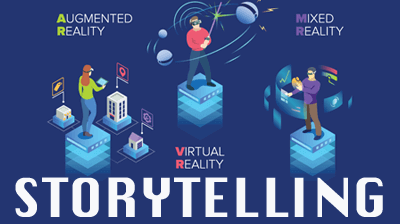 Mixed Reality Storytelling
