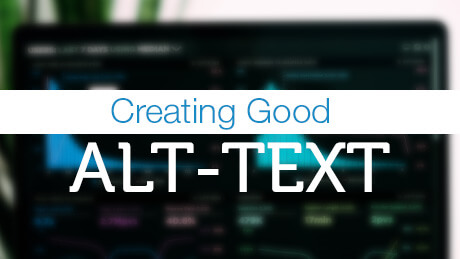 Creating Good Alt-Text
