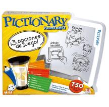 Pictionary | 3 Opciones de juego