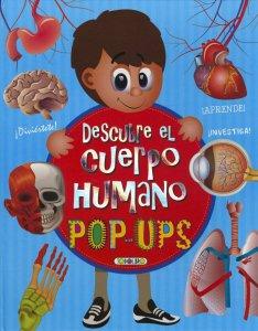 el cuerpo humano pop up book