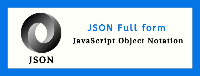JSON Full Form