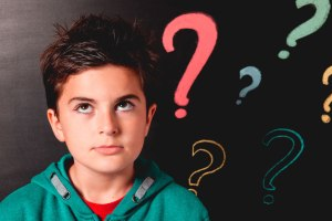 boy wondering about psychological assessment process