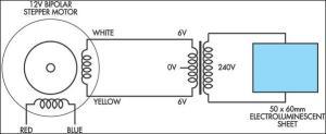 Luminescent Generator Circuit Diagram