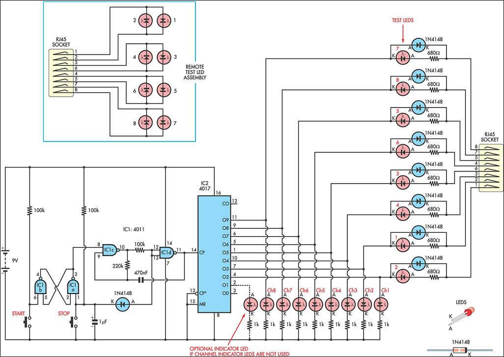 Dvi To Cat 5 Wiring Diagram Cat 3 Cable Wiring Diagram • Free ...
