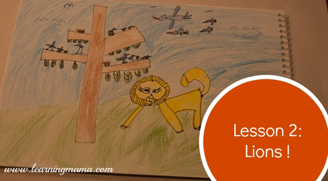 Drawing With (My) Children: Lesson 2