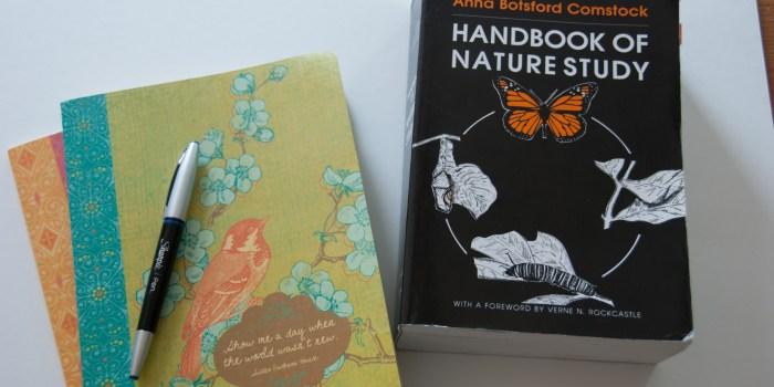 Nature Journaling and The Handbook of Nature Study