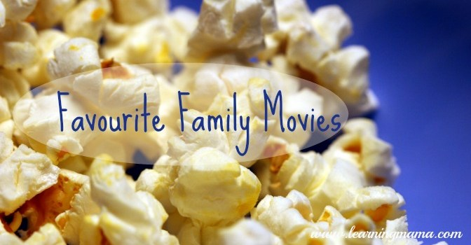 Check out one of these 5 great flicks for your next family movie night!