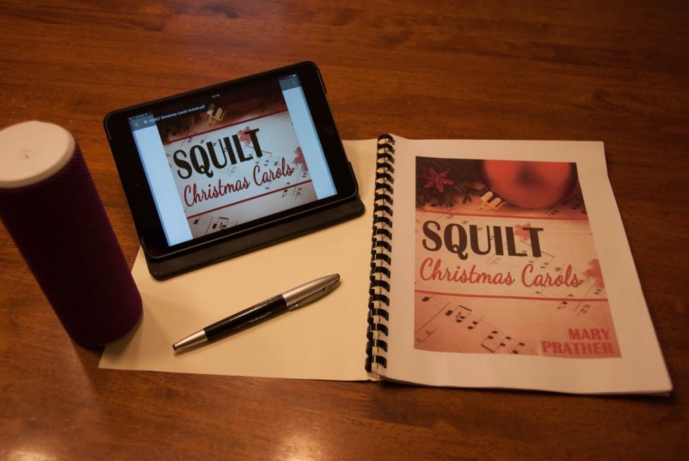 SQUILT Music Appreciation Curriculum {Review Christmas Carols VOL 1 & 2}