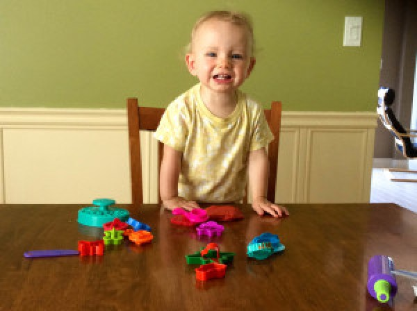 Homeschooling with a Toddler Underfoot