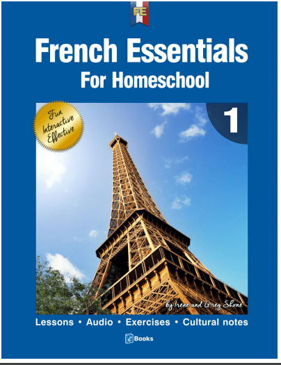 SchoolhouseTeachers.com - French lessons for homeschoolers with French Essentials