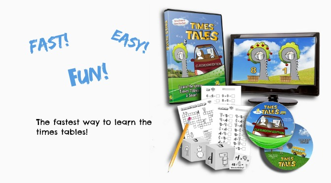 Multiplication Made Easy {Times Tales Review}