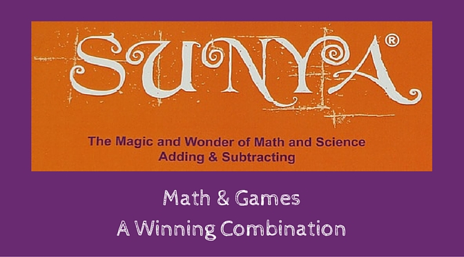 Math & Games – a Winning Combination {A Sunya Review}