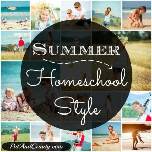 Summer learning idea: Beach School!