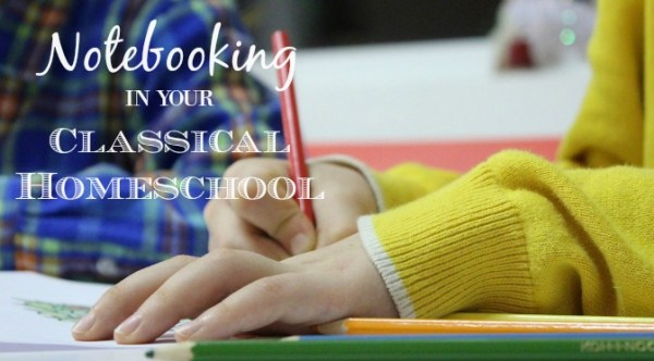 Notebooking is a wonderful tool for the classical homeschool -- it is ideal for all subject areas and ages! Simplify your homeschool while saving money with notebooking.