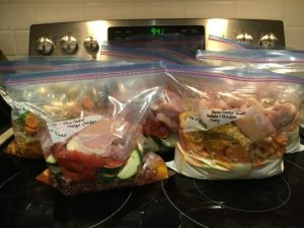 Freezer cooking is a game changer for this busy homeschooling family