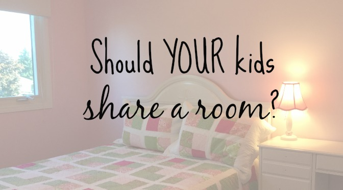 Does Sharing a Bedroom Help Siblings Get Along?