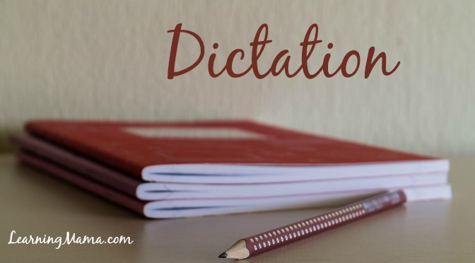 Dictation: How Memory and Mental Pictures Build Writing Skills