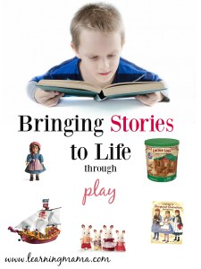 Gift Ideas for Bringing Stories to Life through Play