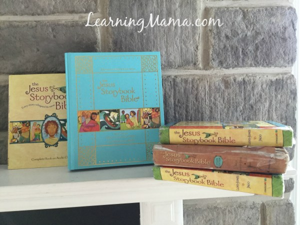 Our Jesus Storybook Bible Collection. From tapped and tattered to the brand new Gift Edition, we love The Jesus Storybook Bible