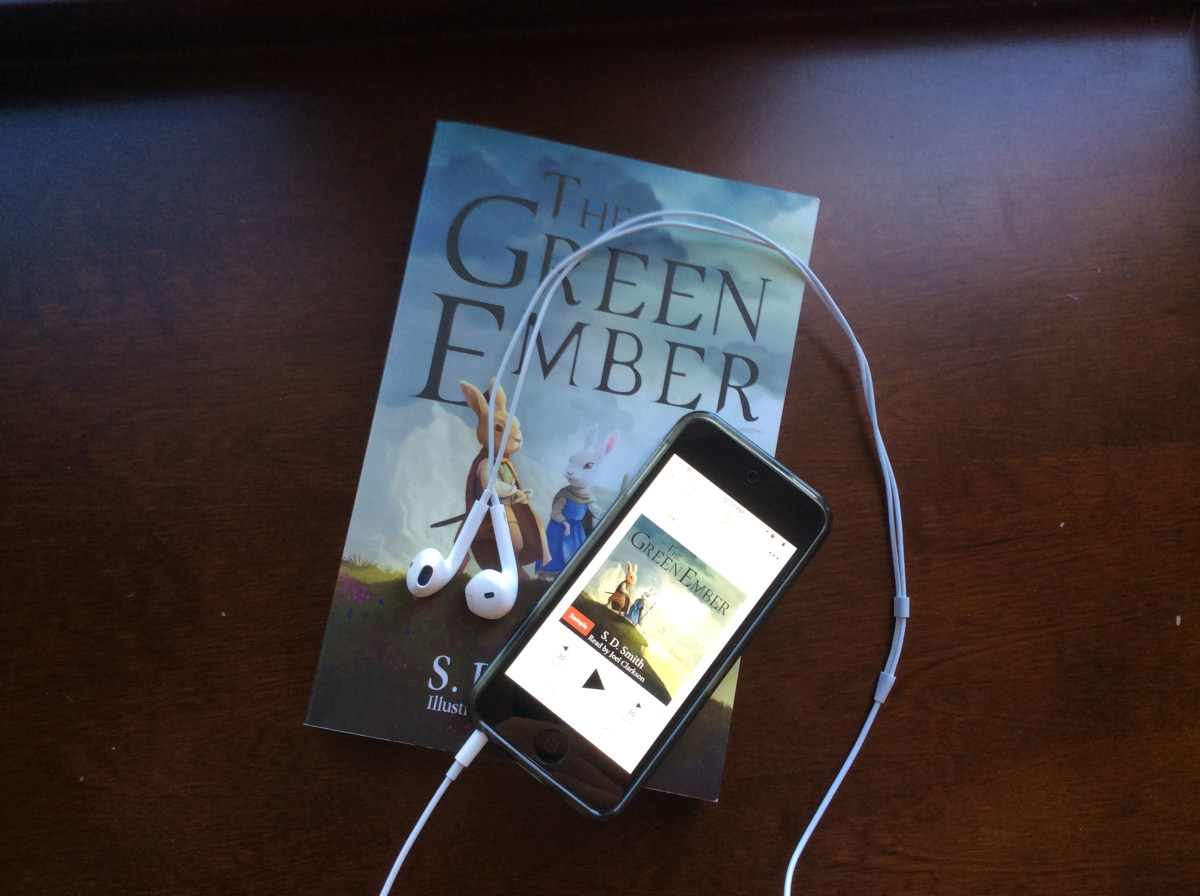 The Green Ember: A New Story with an Old Soul