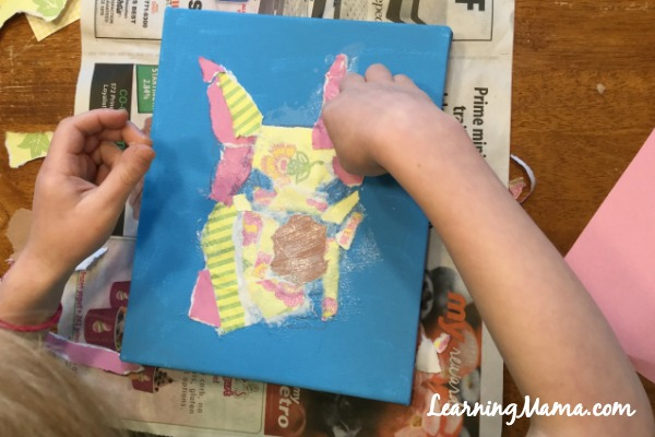 Mixed Media Art Lessons - Playful Pet Portraits Review